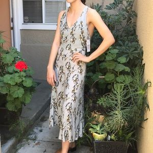 New cotton print Zara jumpsuit